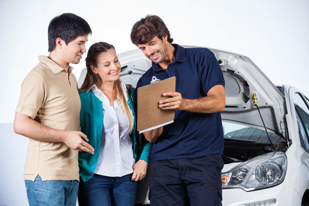 Insurance Auto Body Repair