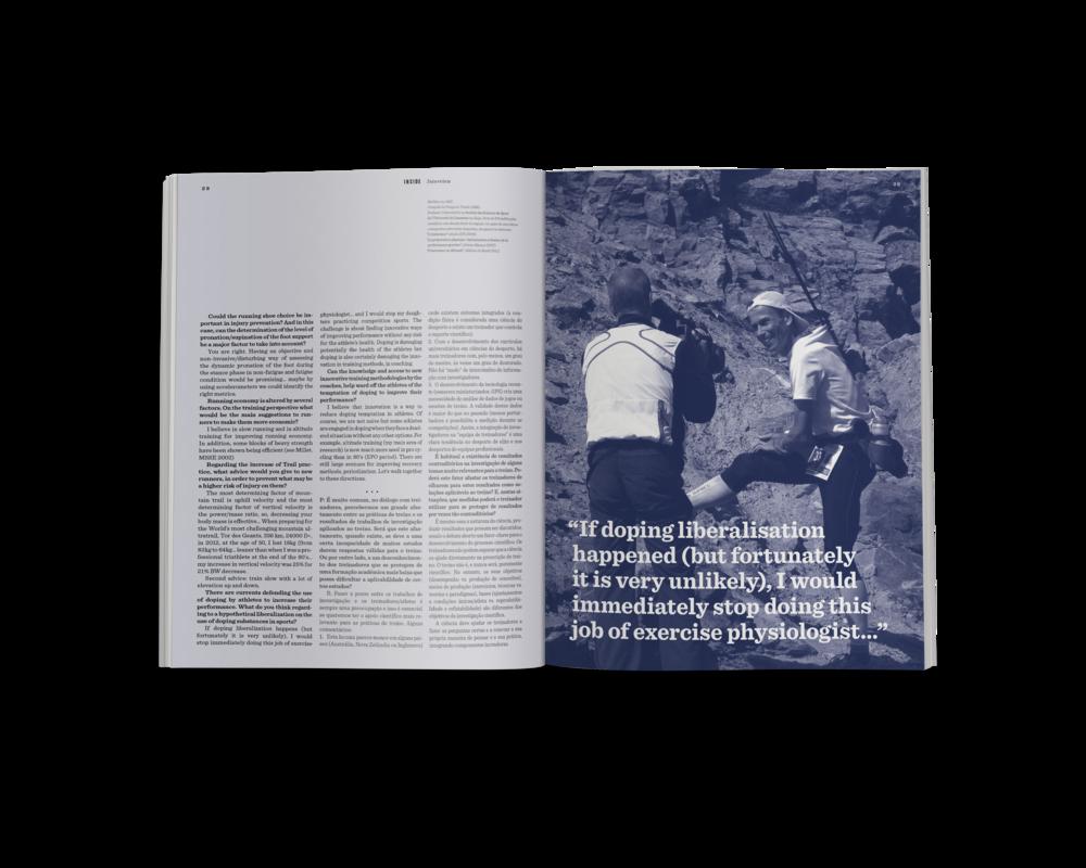 Grégoire Millet, é um investigador com um percurso incrível na avaliação de atletas de várias modalidades e diferentes níveis de desempenho. Na edição nº2, tem uma entrevista onde aborda vários dos seus estudos.