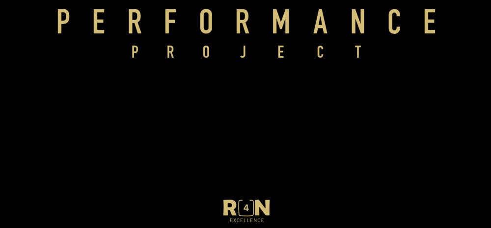 Um projecto dirigido para a performance desportiva em corredores.