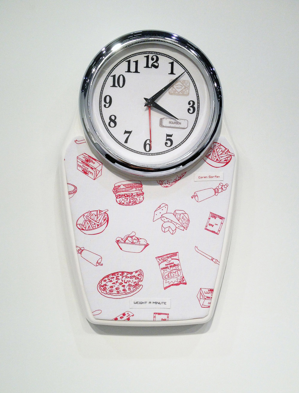 Weight A Minute, 2014