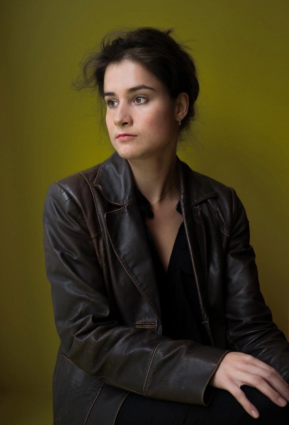 Novelist Maria Kjos Fonn