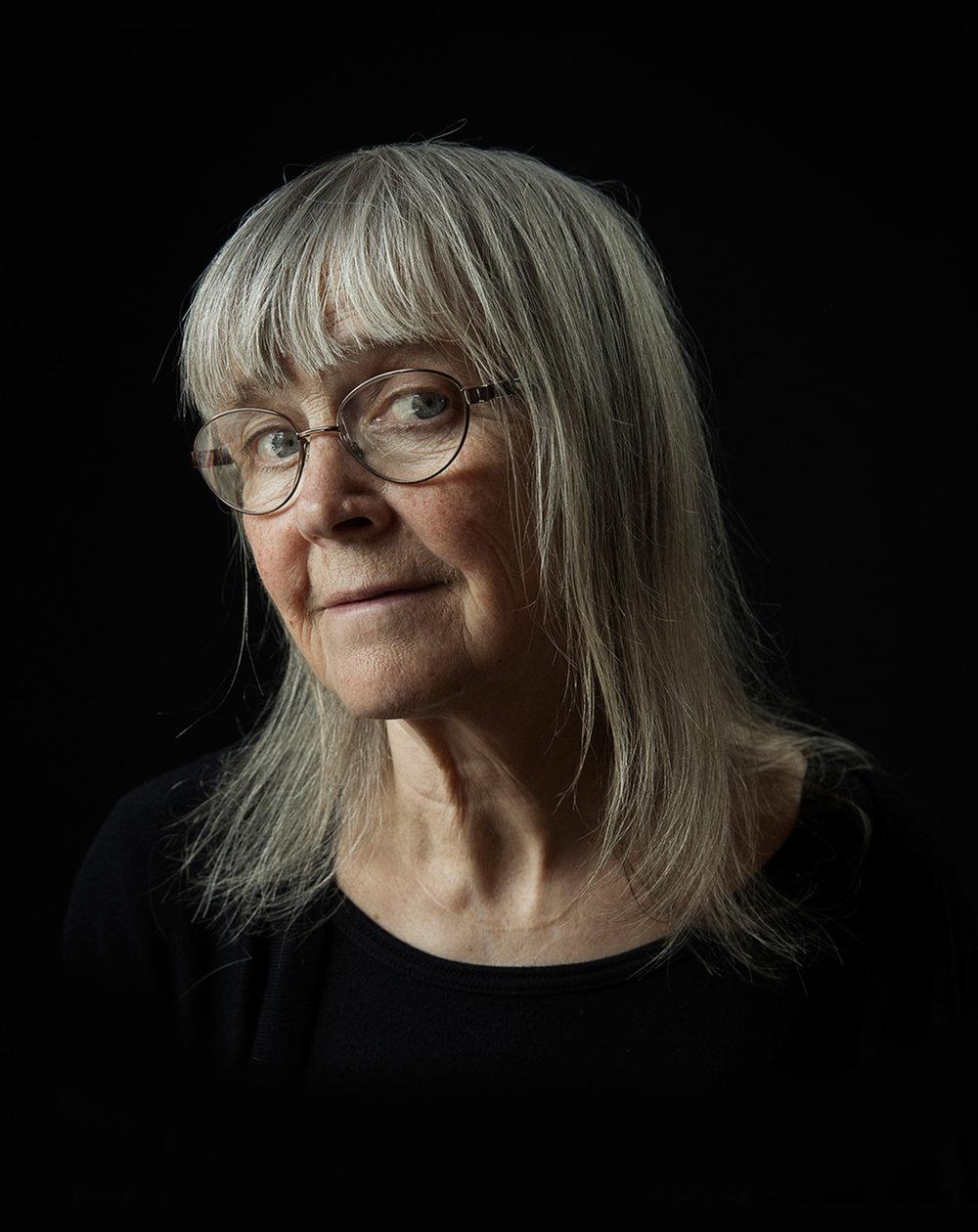 Novelist Britt Karin Larsen