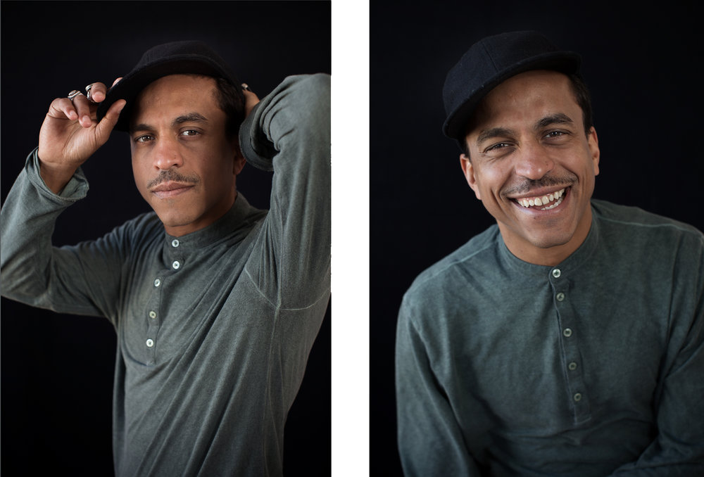 Hip-hop artist Timbuktu