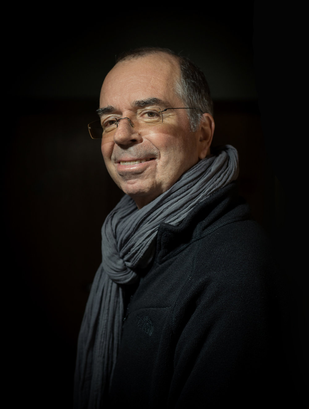 Novelist Jan Kjærstad