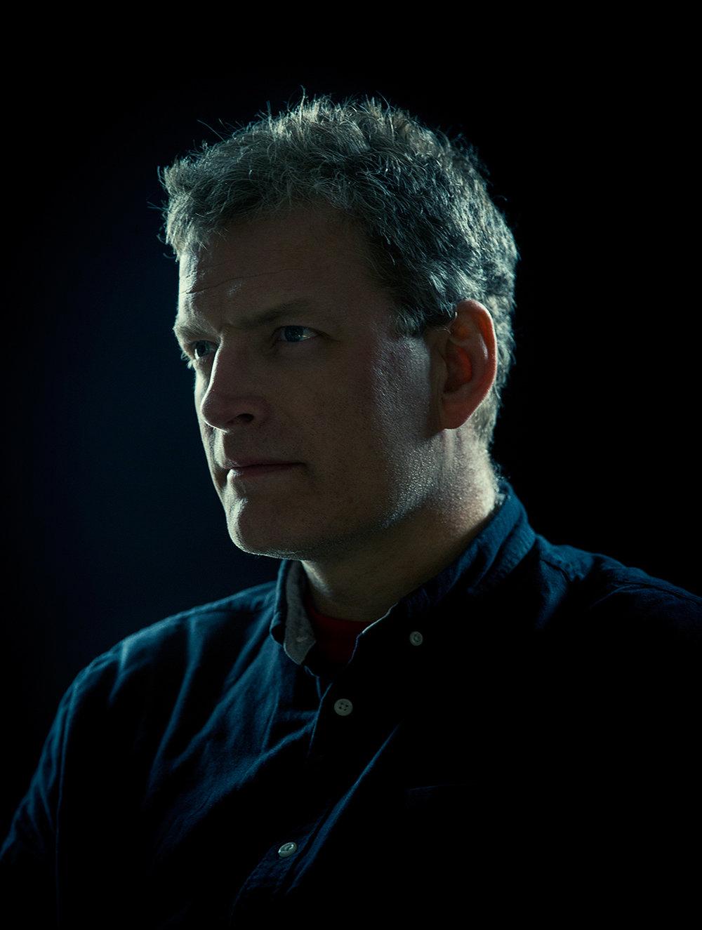 Novelist Lars Mytting