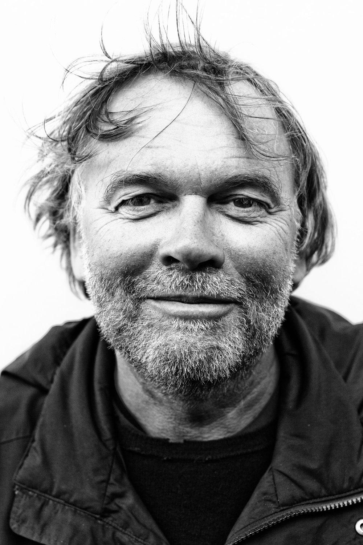 Novelist Jostein Gaarder