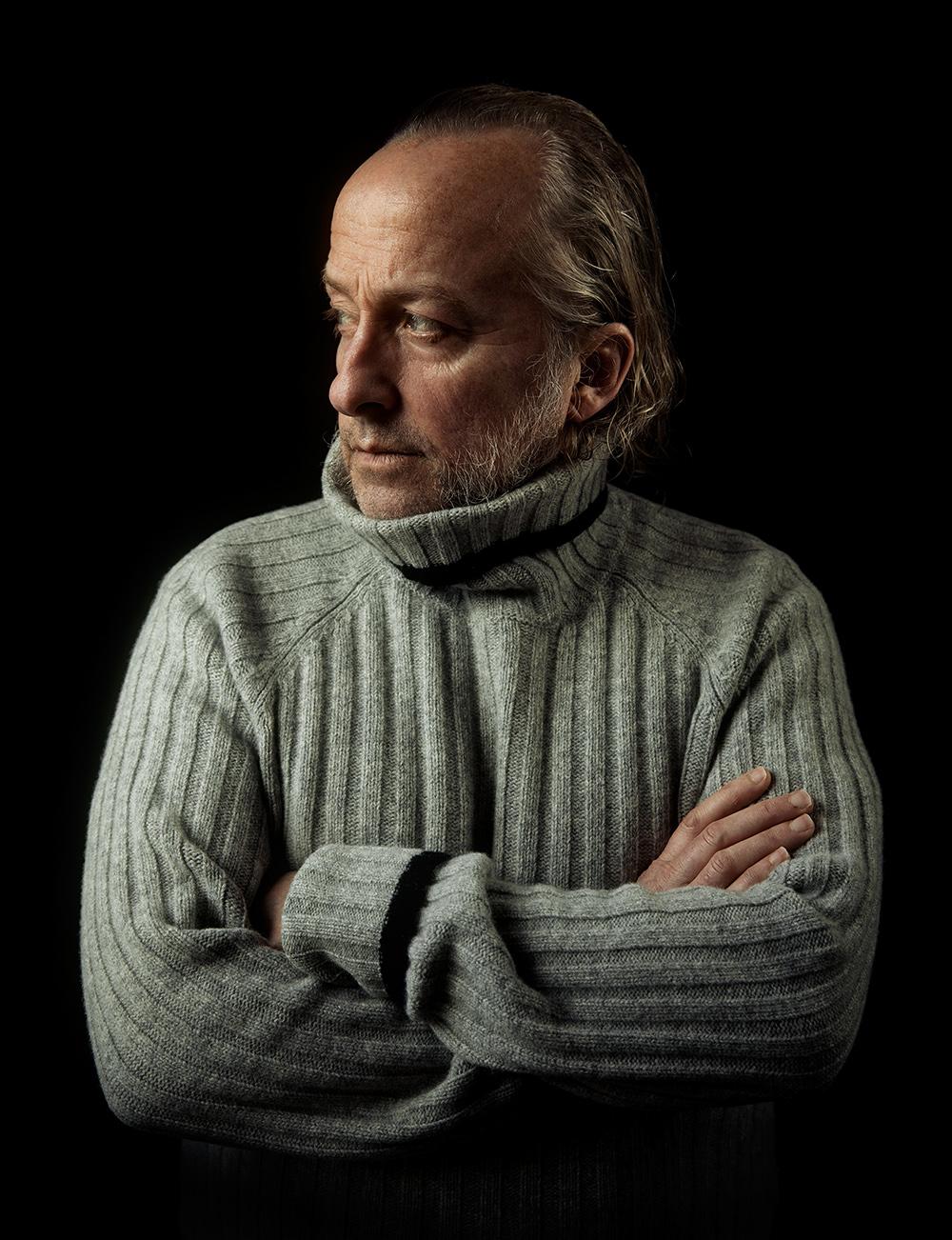 Novelist Levi Henriksen
