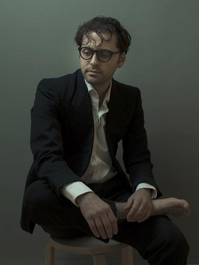 Novelist Demian Vitanza