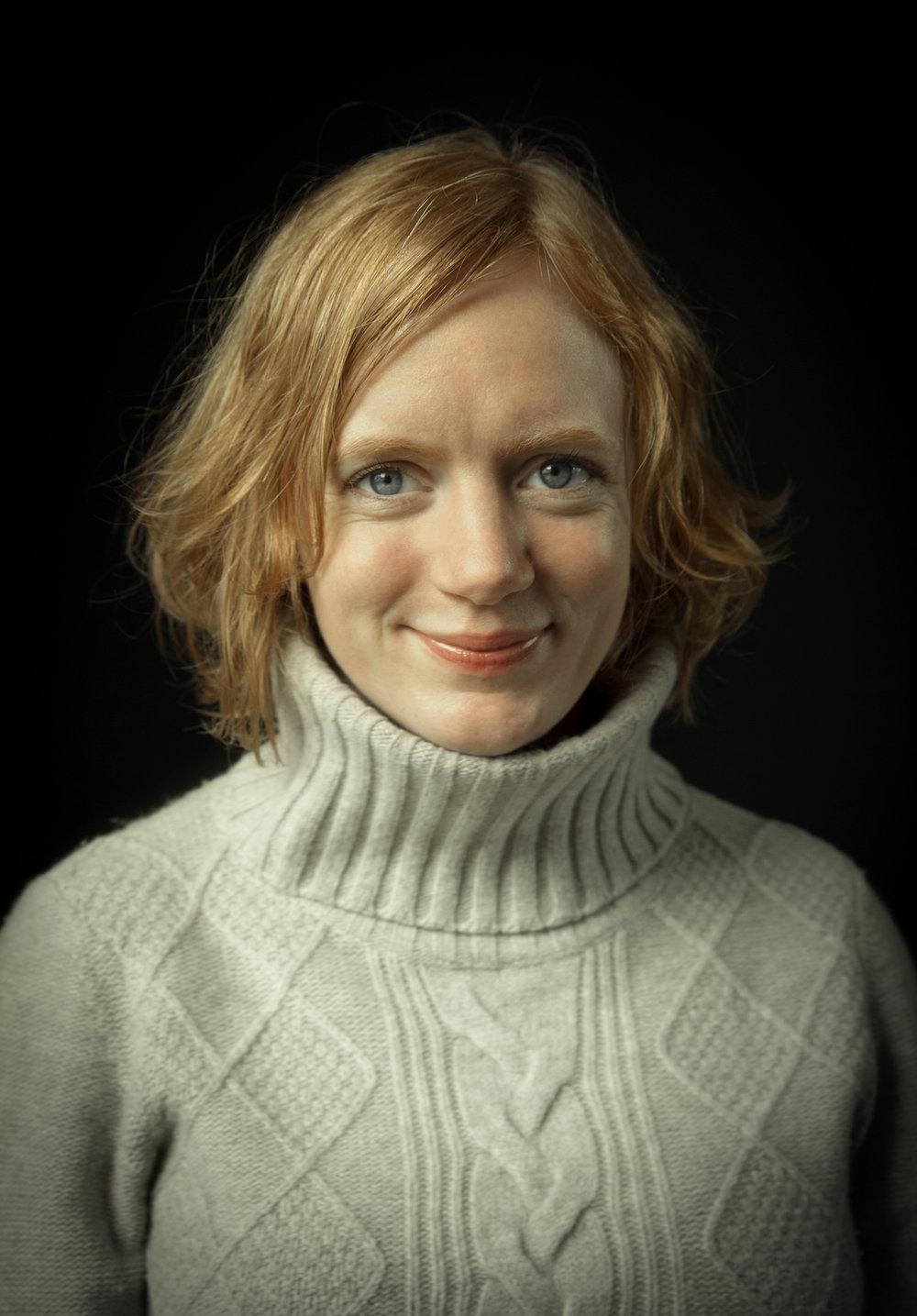 Writer Erika Fatland