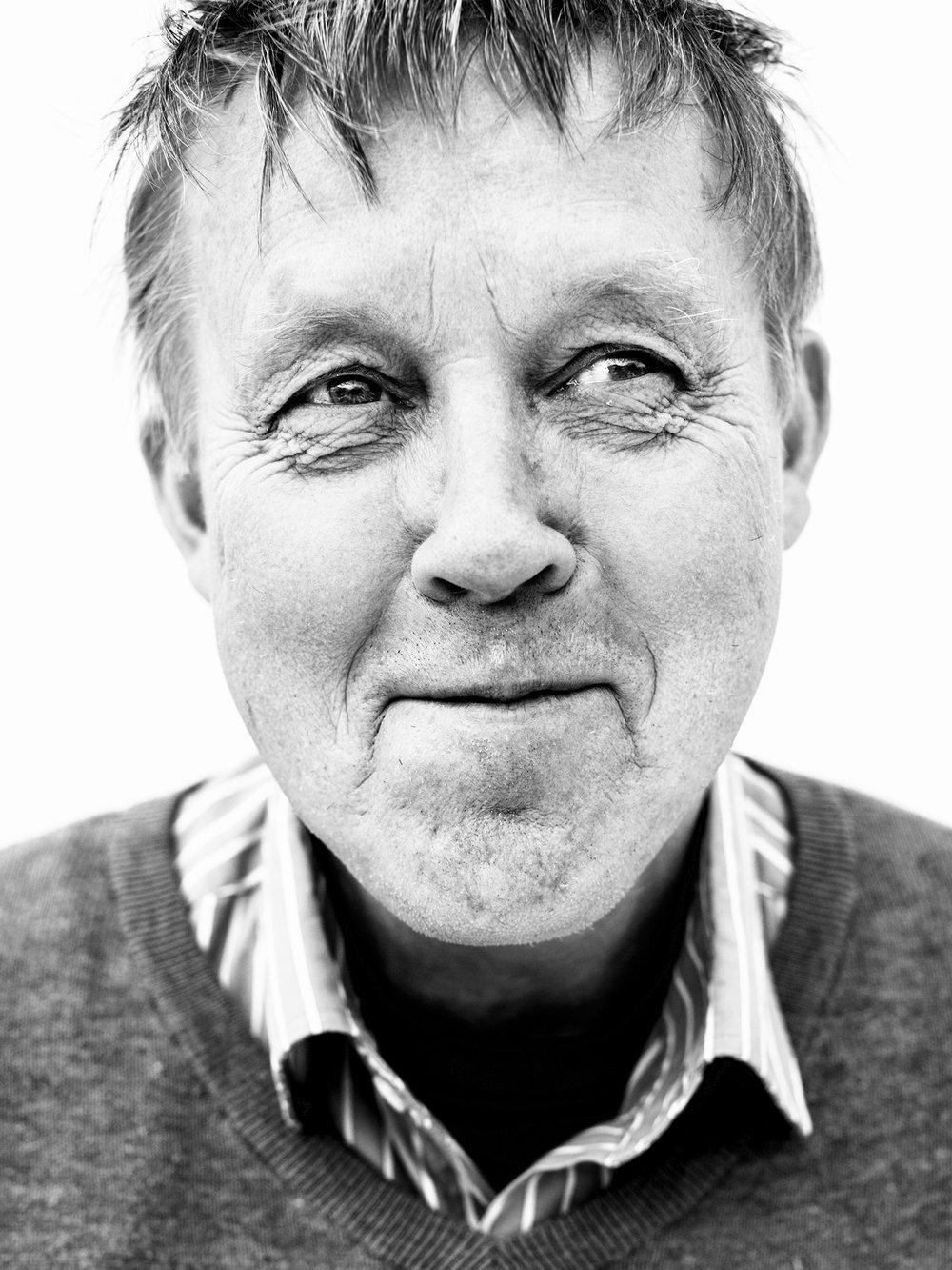 Novelist Jan Jakob Tønseth