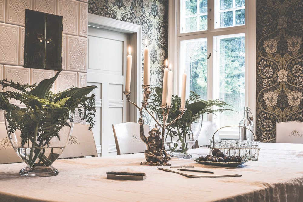 Konferera i Sveriges vackraste villa. Pris från 2611:- per person