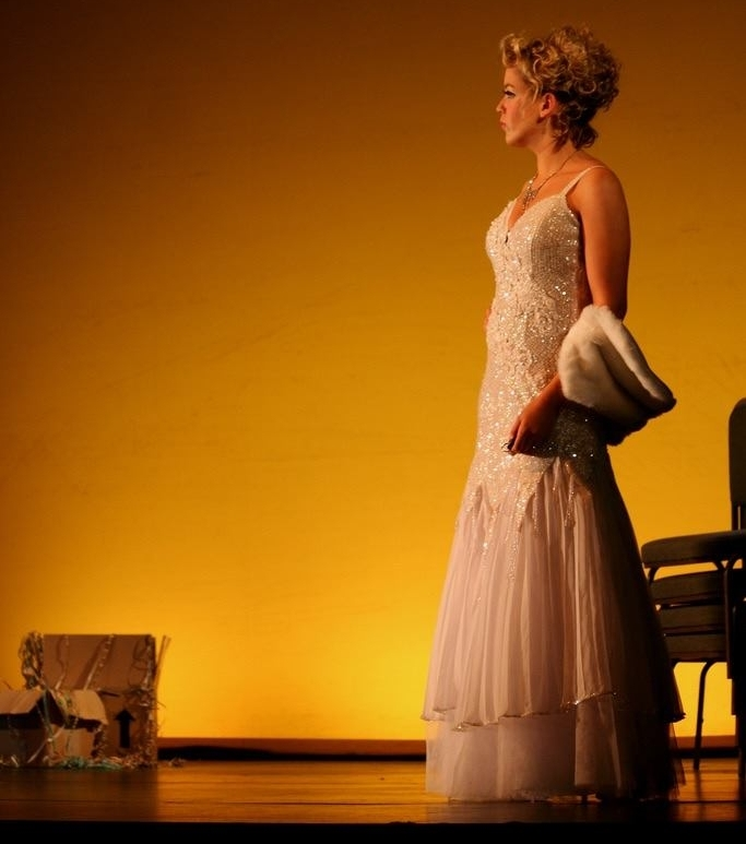 As Zerlina in Don Giovanni, RCM, 2015