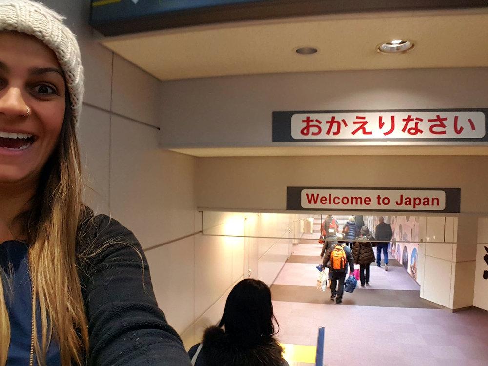 Sejam bem-vindos a Tóquio!!!