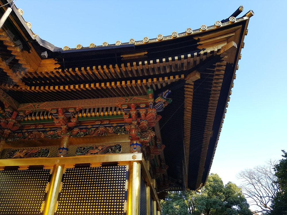 Santuário Ueno Toshogu