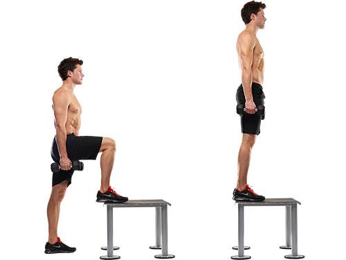 O Box Step é um excelente exercício, especialmente pra quem vivem em lugares planos