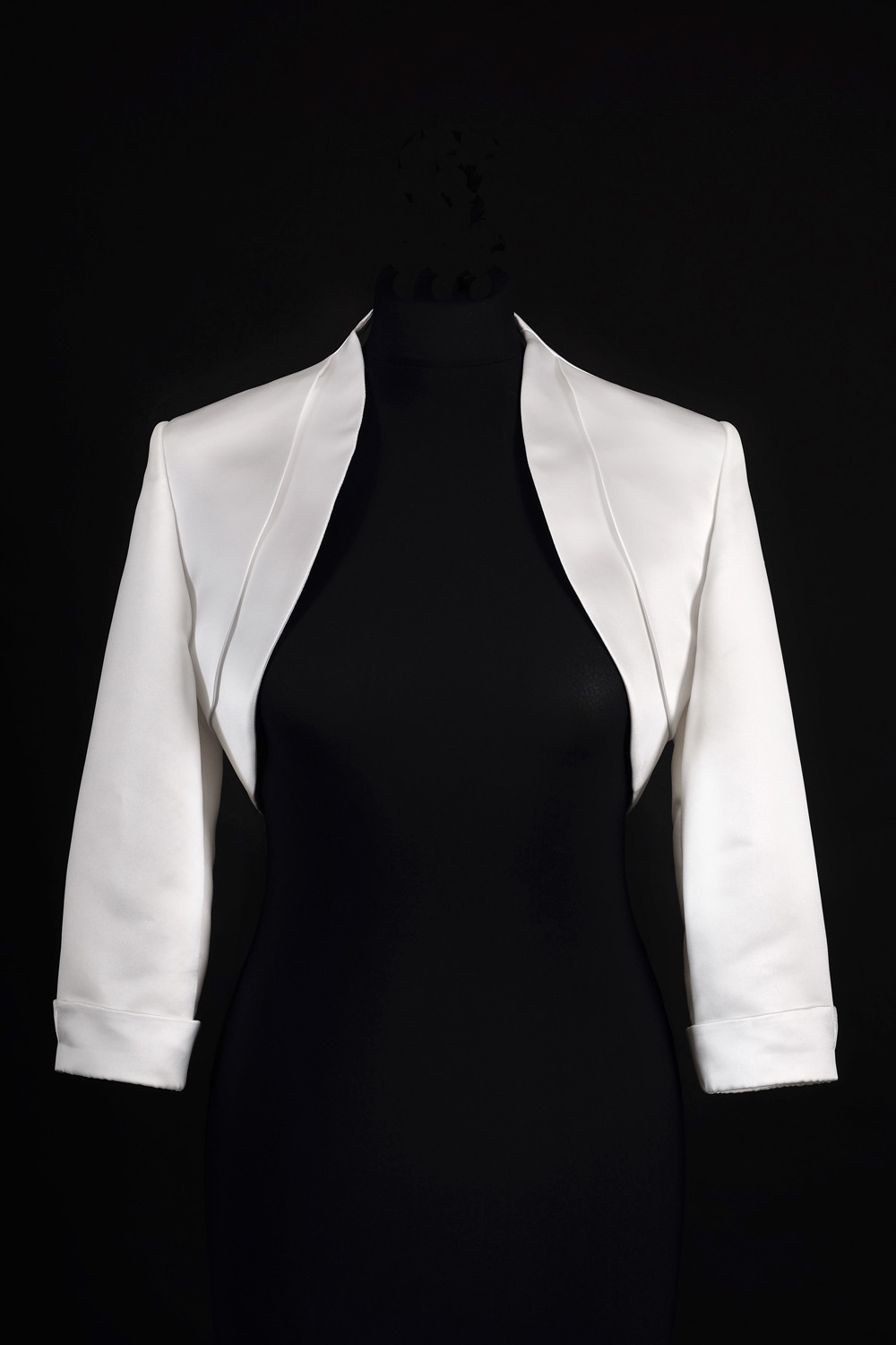 3/4 Sleeve Bolero Jacket