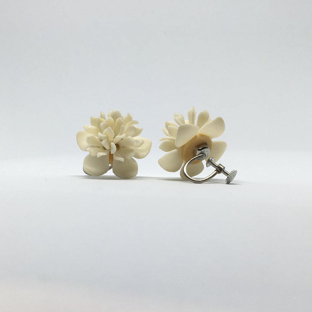 Flower Earrings (screw fastening)£15.00