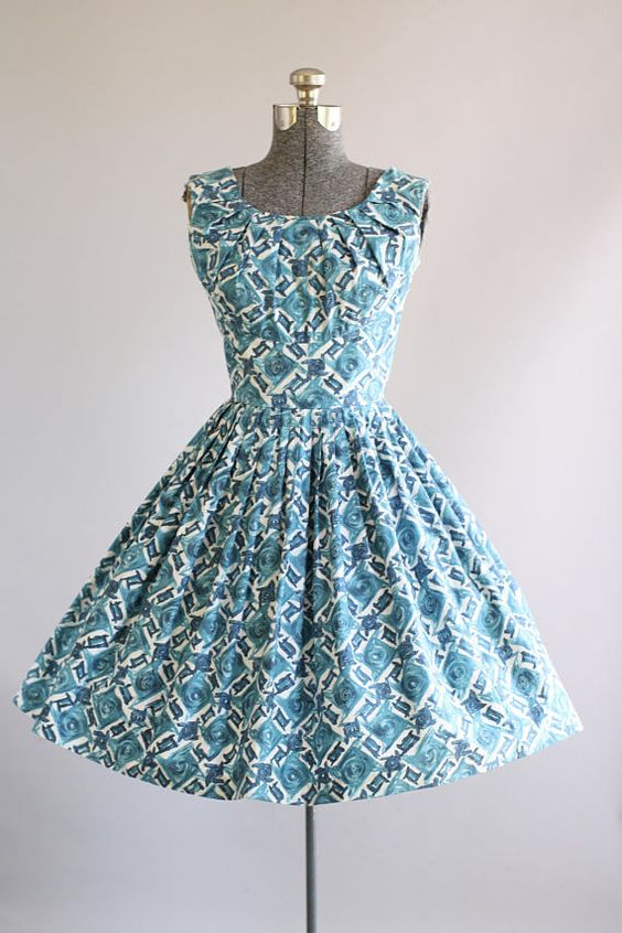 One of my favourite vintage-inspired dresses