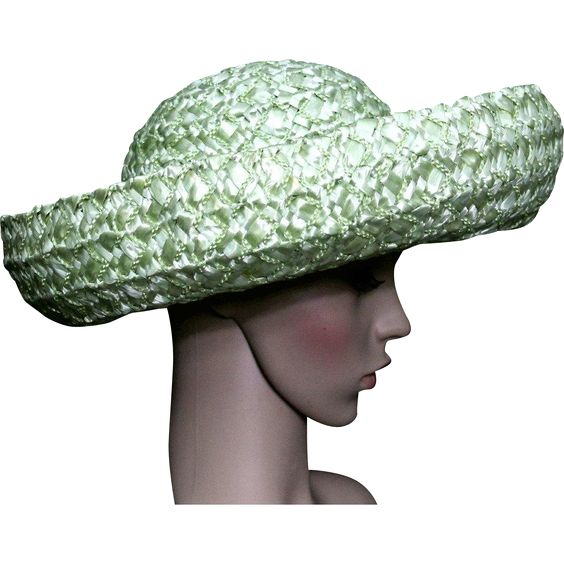One of my favourite hats in such a beautiful colour - I just need somewhere to wear it!