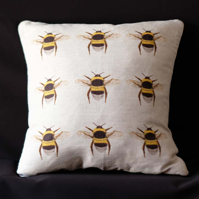 Bumblebee Collector - Linen