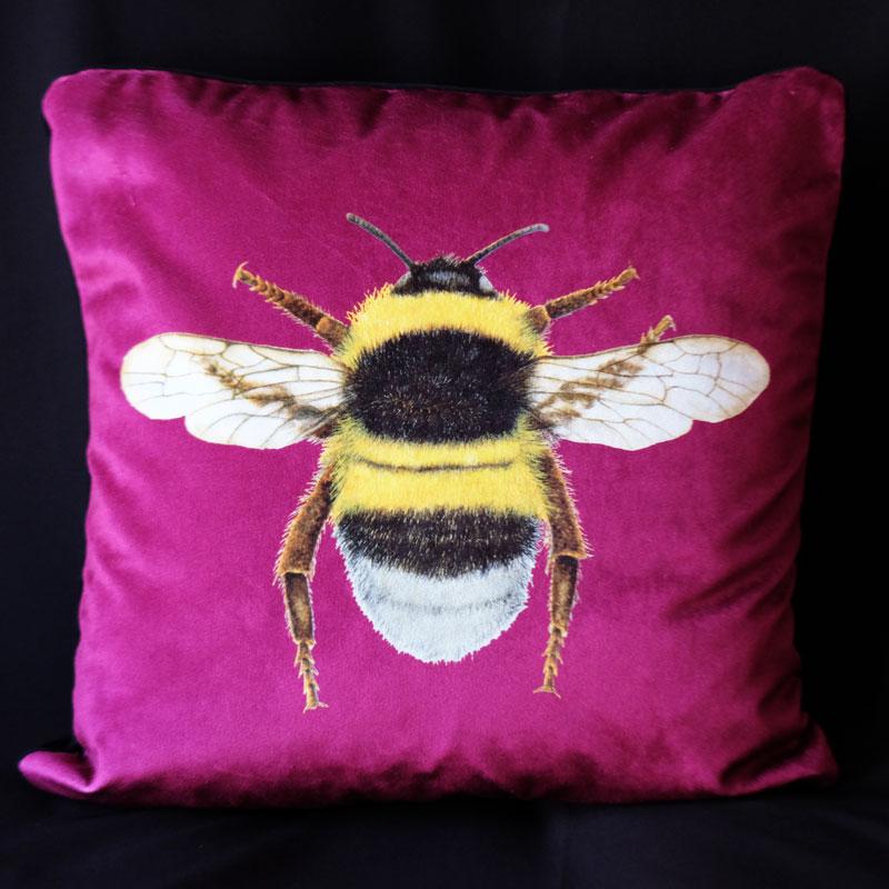 Bumblebee Berry - Velvet
