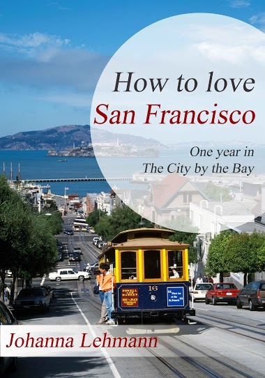 Image: Book Cover for How to Love San Francisco
