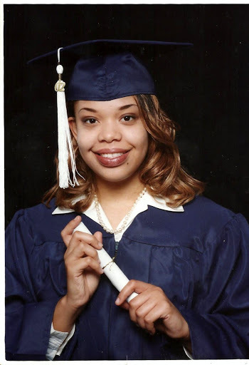 Kimberly Kiel Grad Photo
