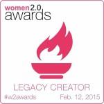 Legacy Creator Award