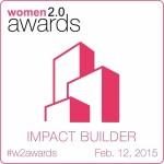 Impact Builder Award