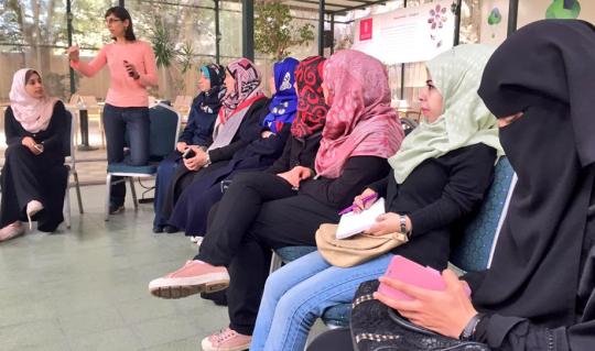 iliana_montauk_gaza_challenge_2015_women_entrepreneurs_gaza