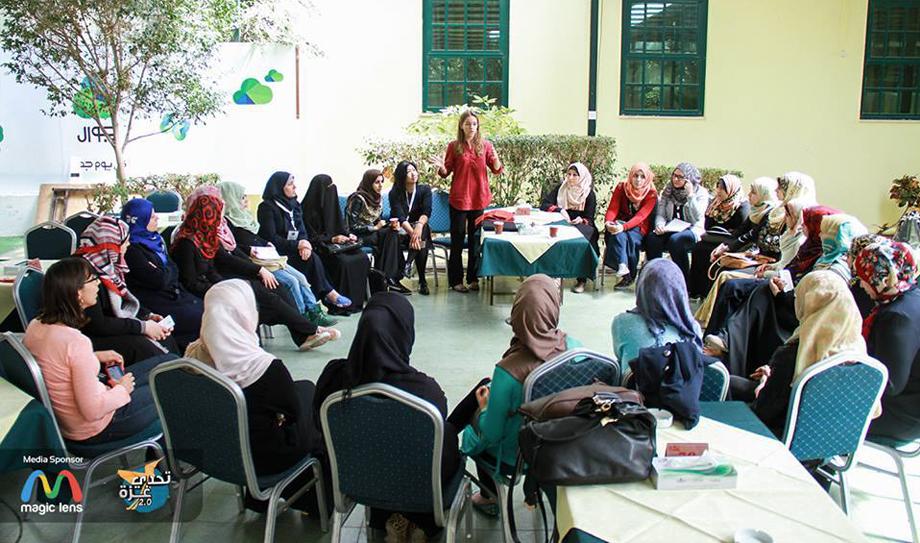 lauren_peate_gaza_challenge_2015_international_mentor