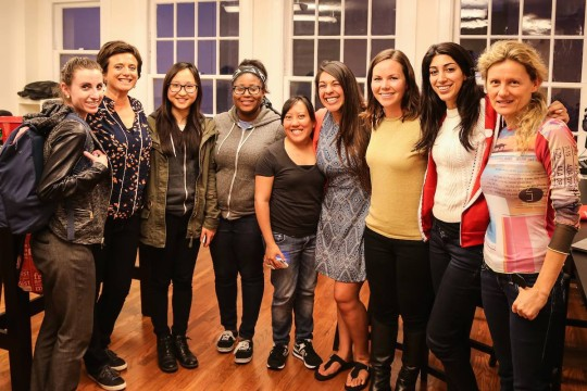 Hackbright Academy Graduation