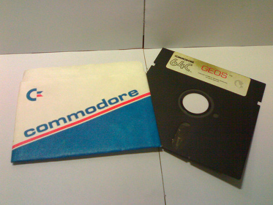 GEOS for Commodore 64