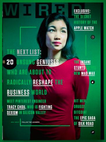 Tray Chou Wired