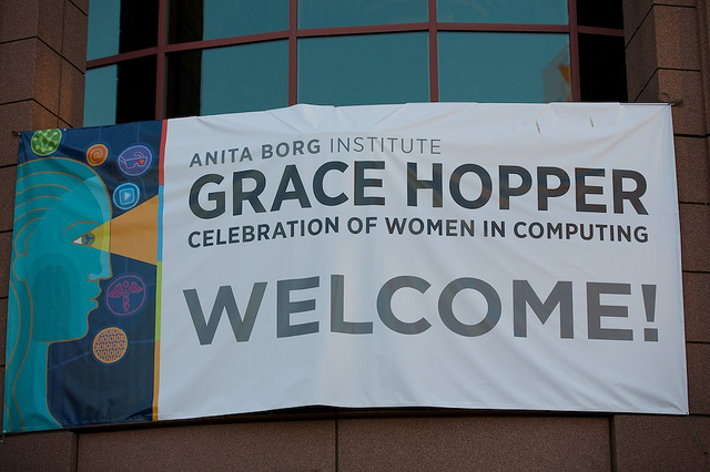 an insiders look into the grace hopper celebration of women in computing women 20