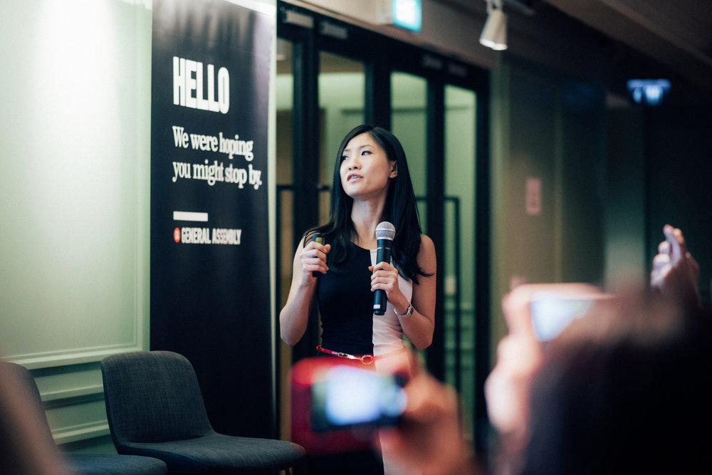 Caroline Ng, Investment Director at Vertex Ventures (Singapore)