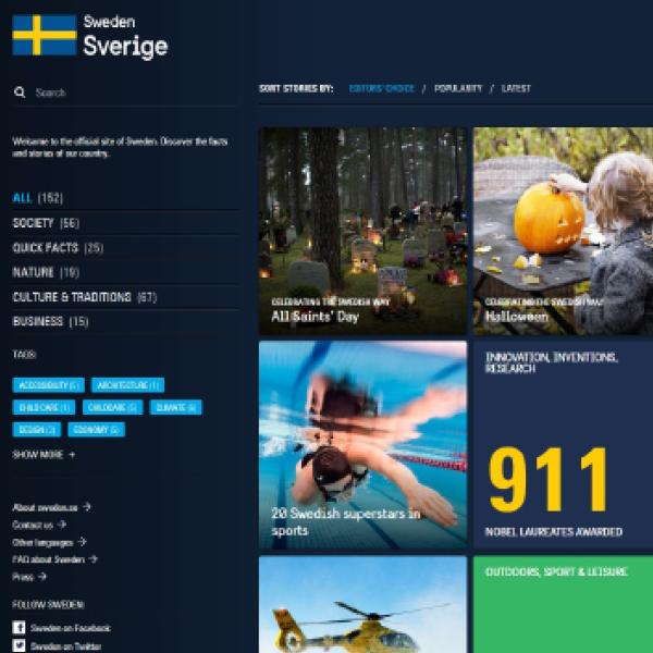 Bild: Sweden.se