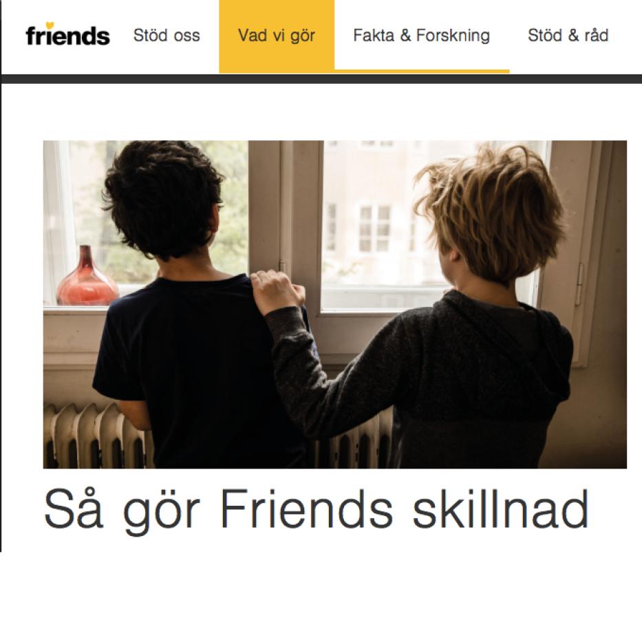 Bild: friends.se