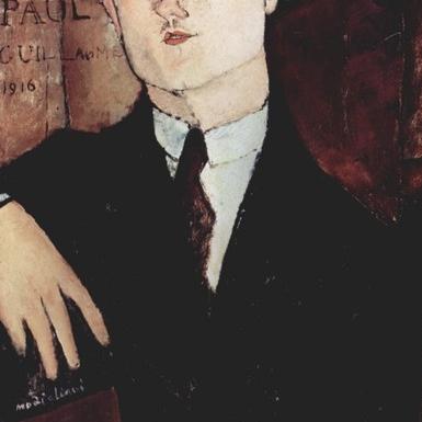 Art by Modigliani