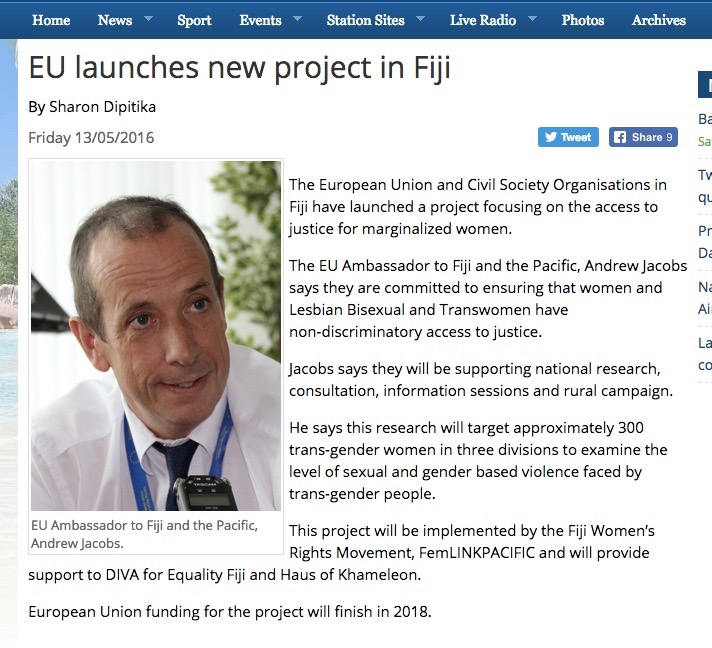 News via fijivillage.com. Click here for direct link.