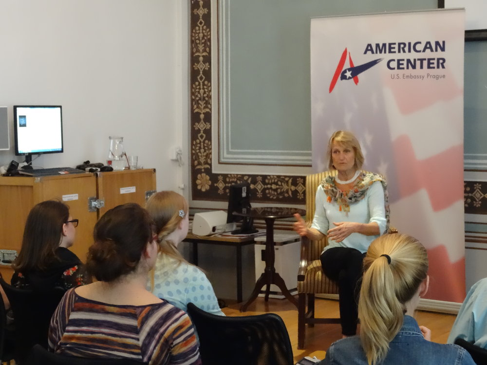American Embassy Lecture