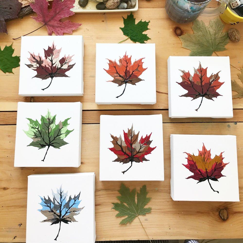 Maple Leaf Project - Grace Patrick