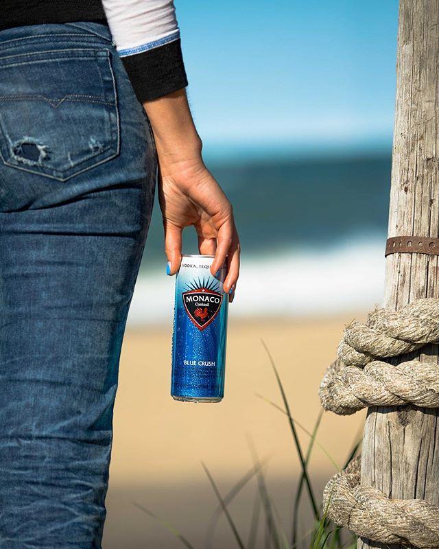 🌊High tides, good vibes #drinkmonaco