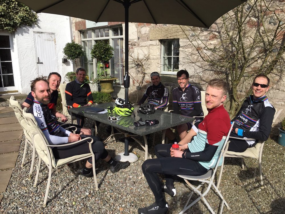 The Courtyard Cafe, Fintry: March 2017