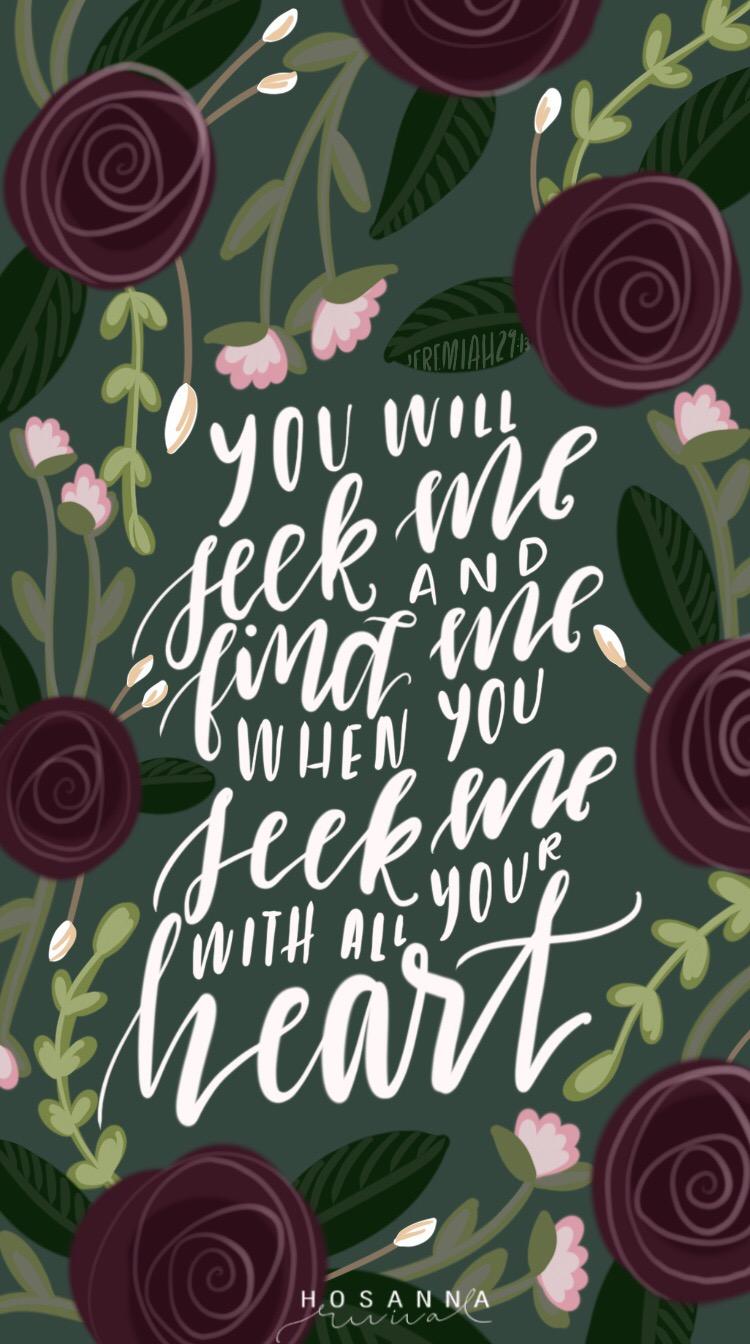 Jeremiah 29:13  Rosie, Emerald