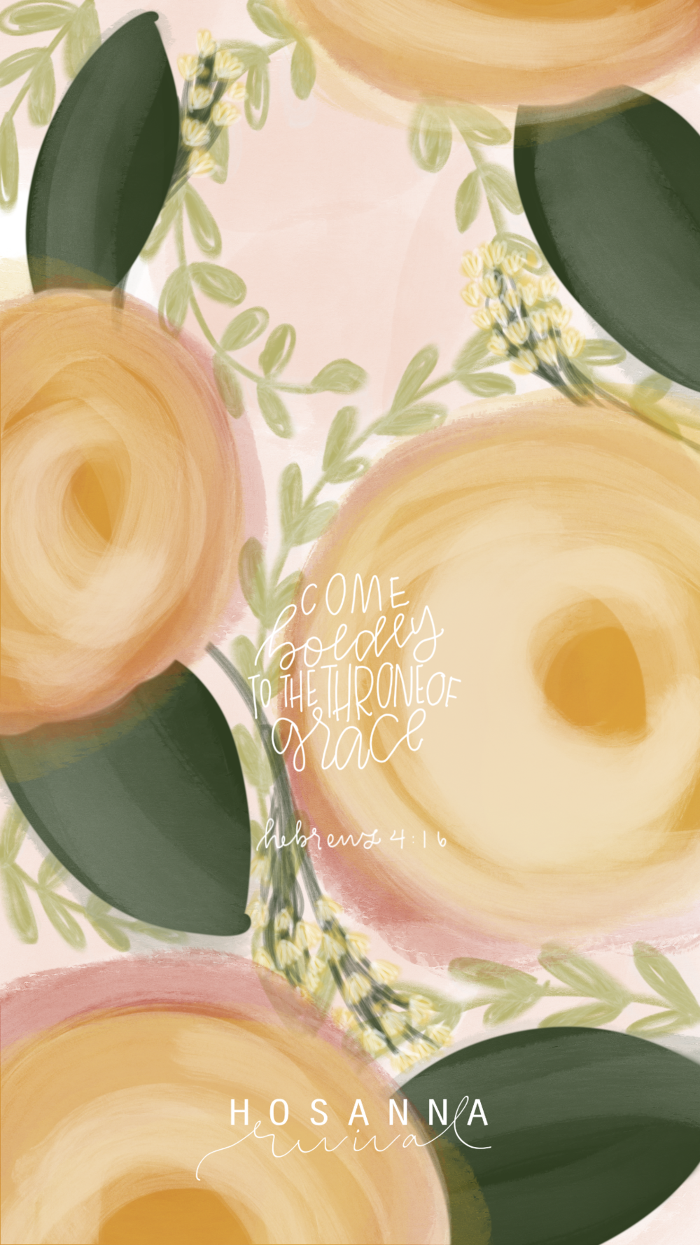 Hebrews 4:16 Rosie, Canary