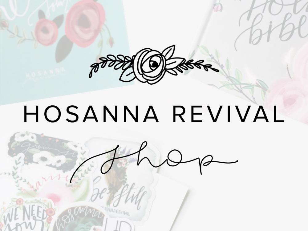 Hosanna Revival Shop