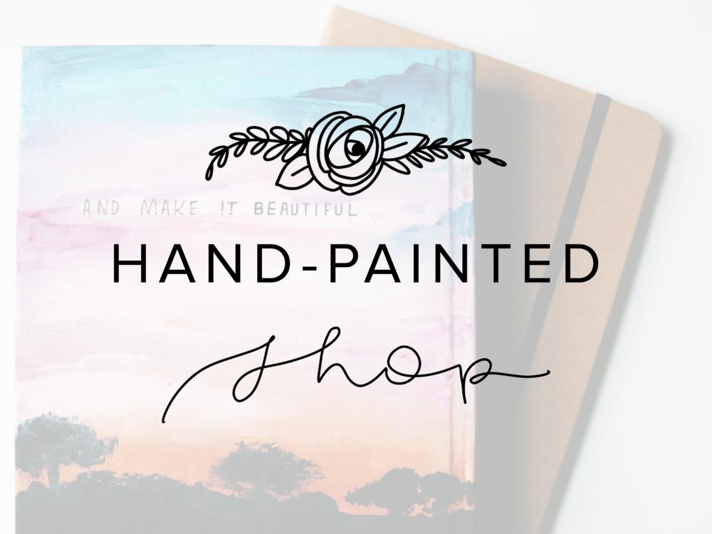 Hosanna Revival Hand Painted Shop