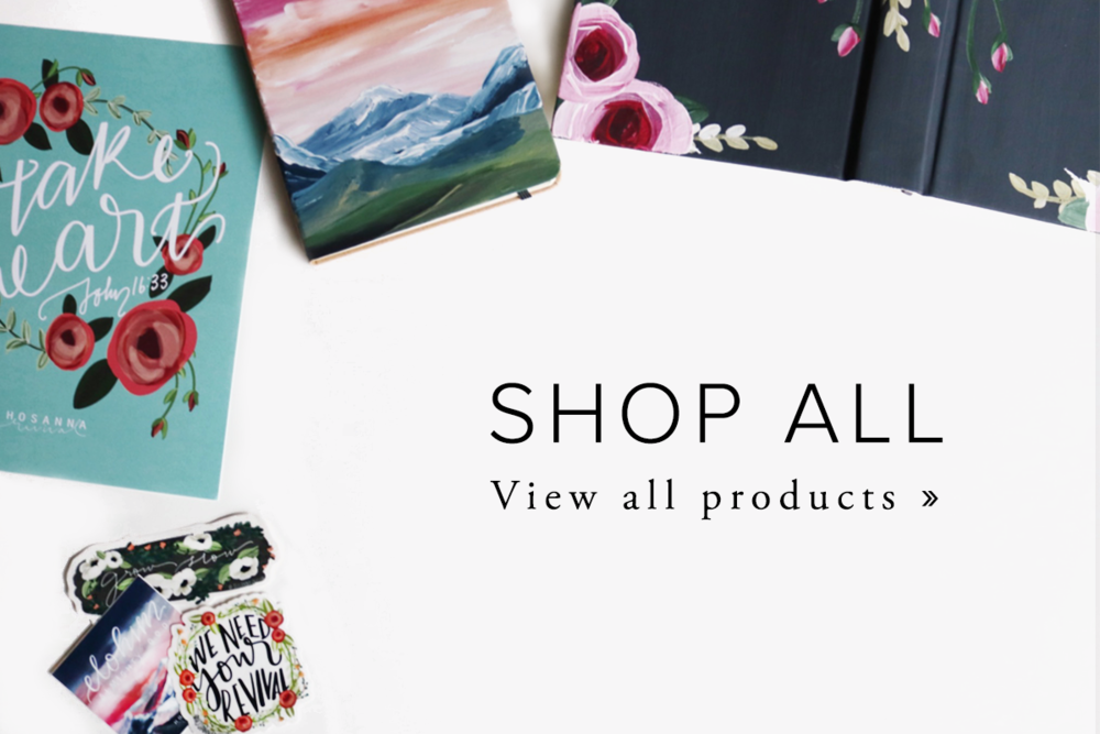 Shop All Hosanna Revival Products