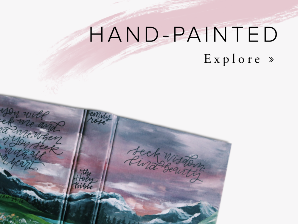 Shop Hand Painted Products